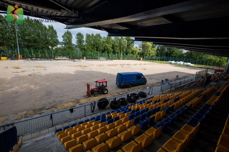 Stadion będzie jak nowy