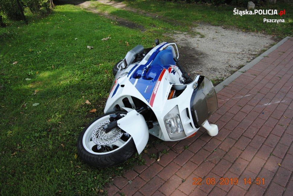 Motocyklista zginął w wypadku