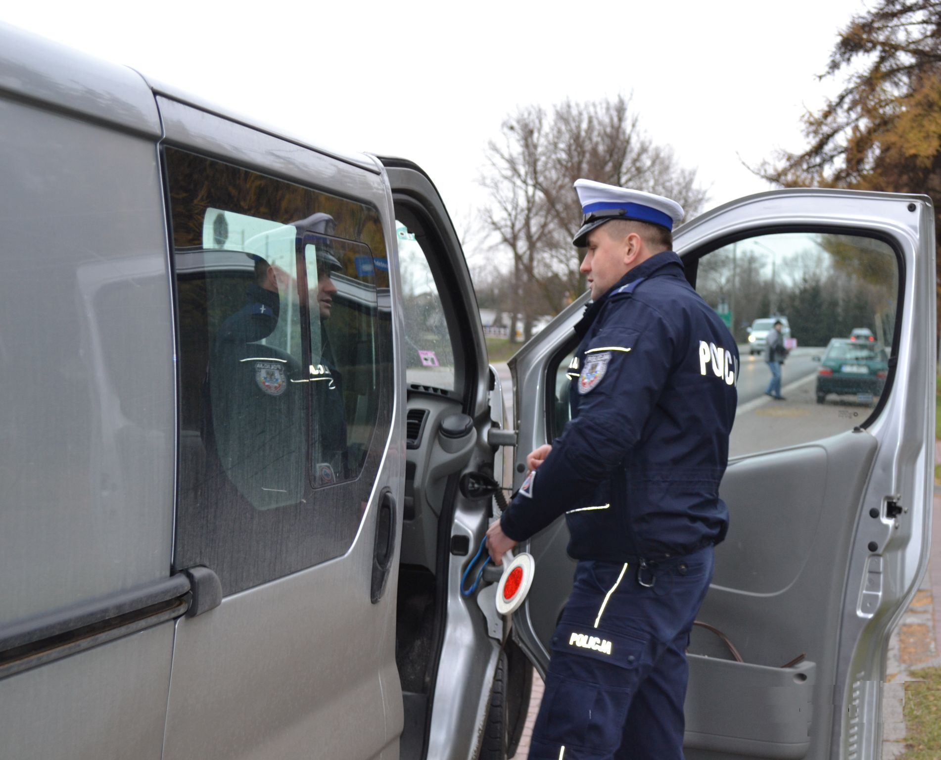 Tylko w marcu policja zatrzymała 35 pijanych kierowców