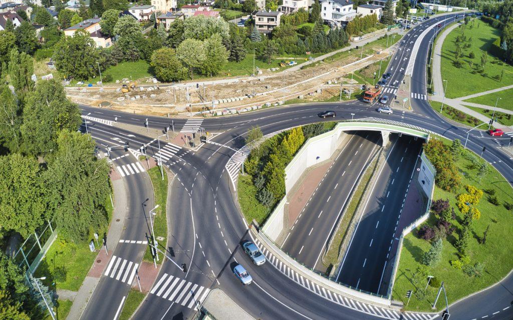 Dwie największe bielskie inwestycje drogowe. Najnowsze video