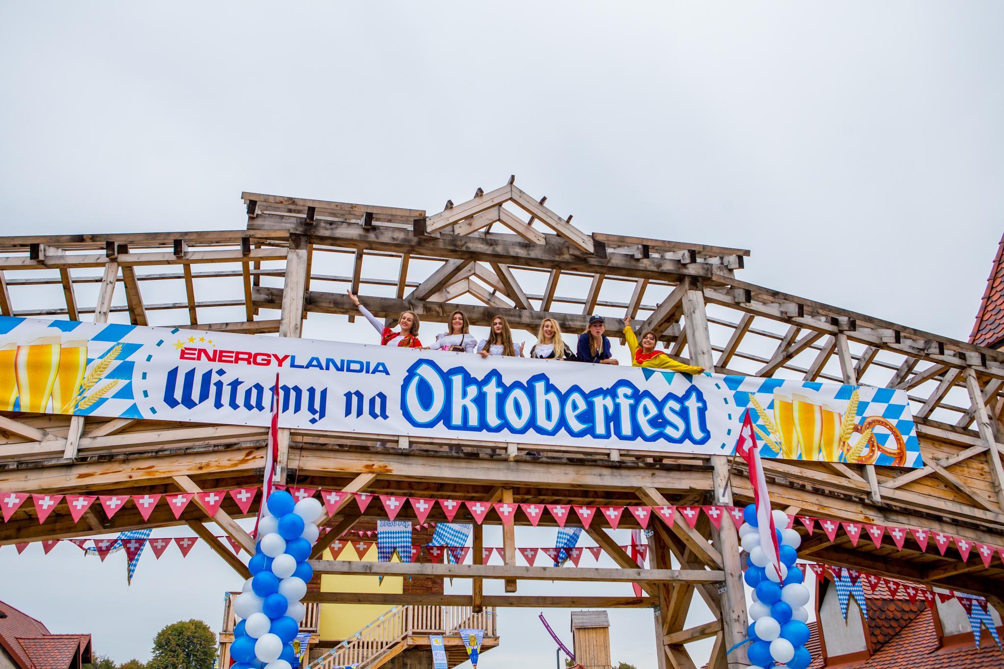 Święto Piwa Oktoberfest w Energylandii! Są nowe kursy pociągów. ZOBACZ SZCZEGÓŁY!