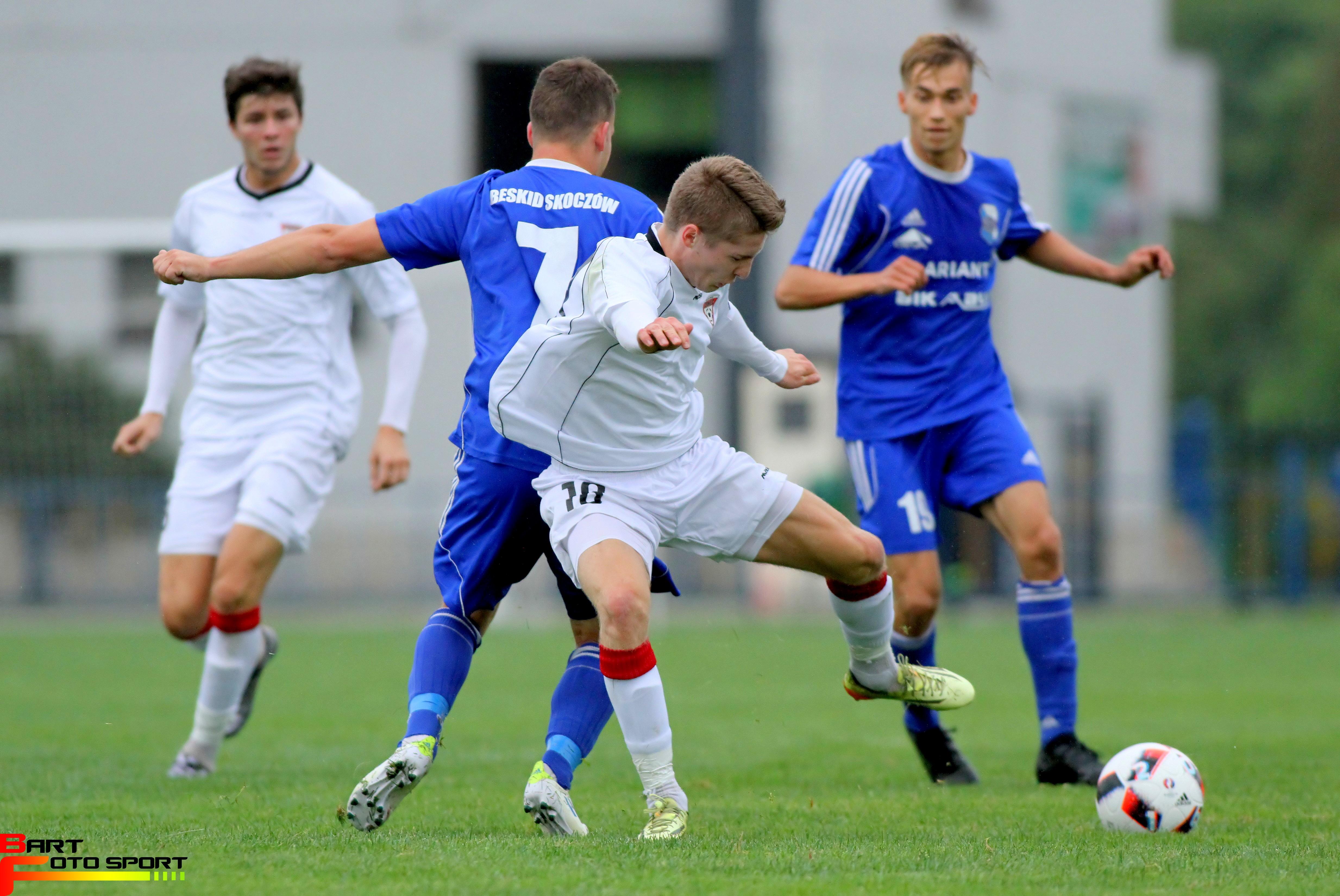 IV liga bielska: wielkie strzelanie w Radziechowach