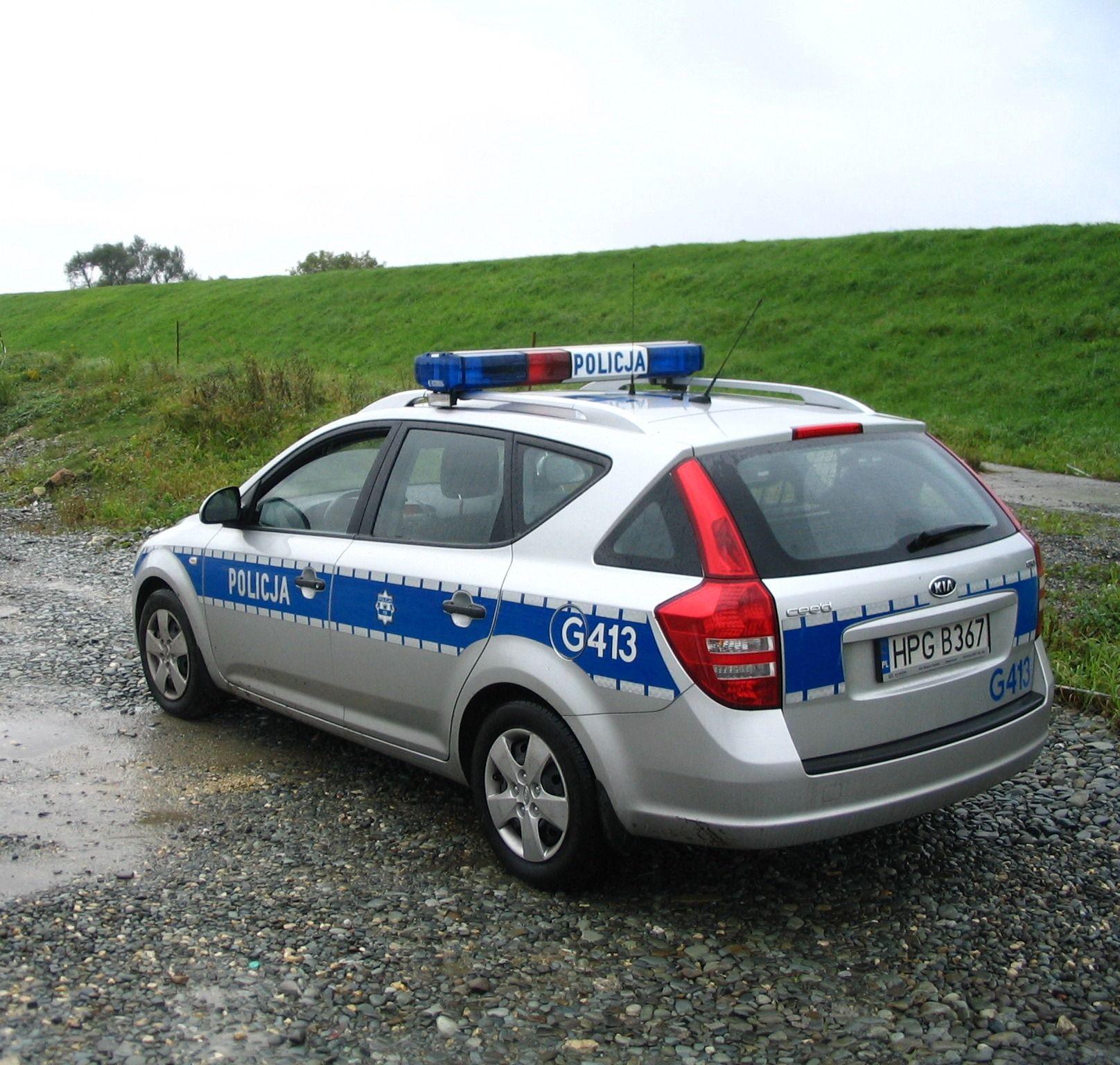 Włamywacz zatrzymany przez policjanta na urlopie