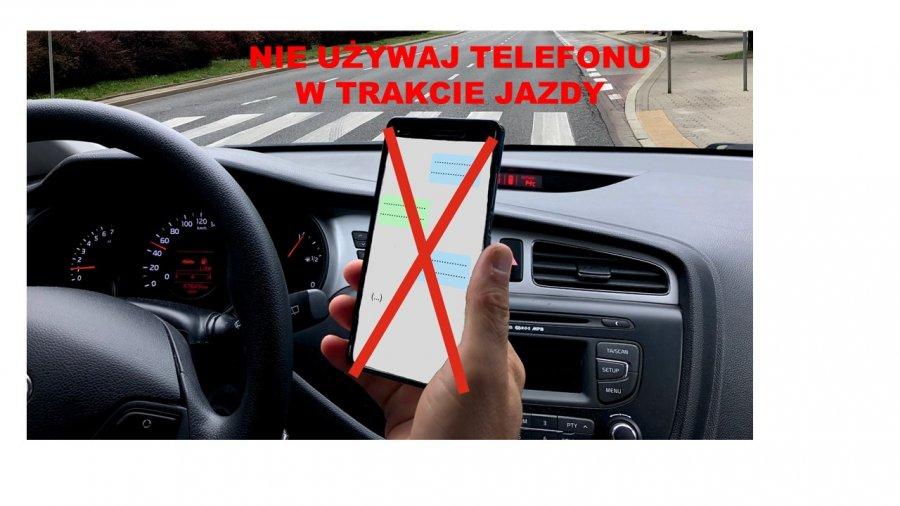Dziś policyjna akcja wymierzona w kierowców rozmawiających przez telefon