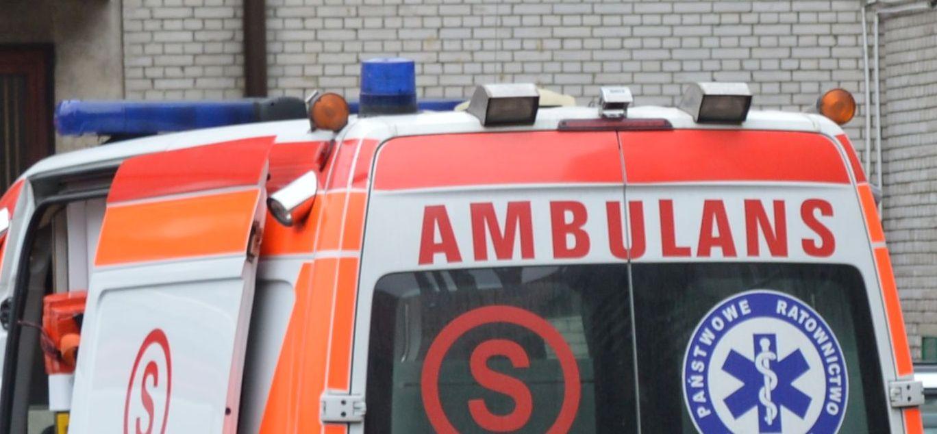 Mężczyzna groził ratownikom medycznym, że ich zabije