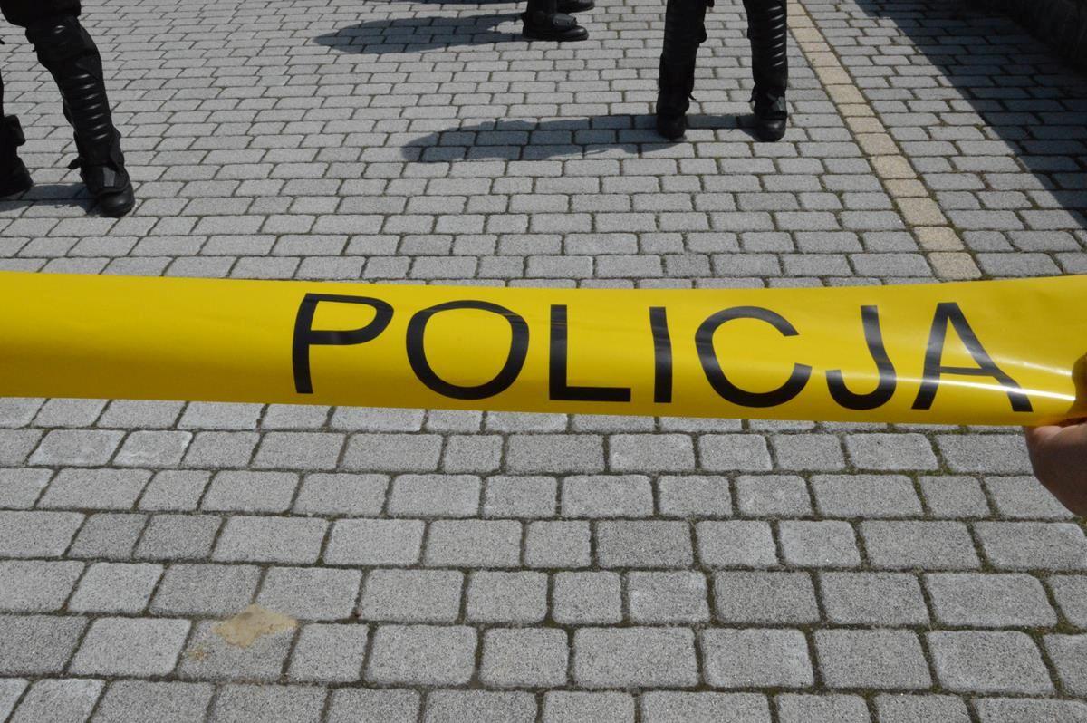 W rejonie dawnego szpitala znaleziono zwłoki 18-latki