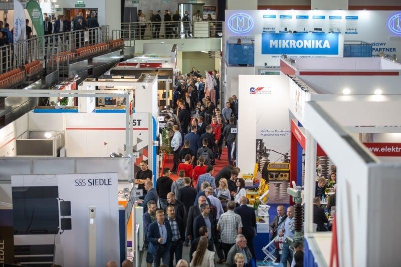 Rozpoczęły się targi Energetab 2019 w Bielsku-Białej