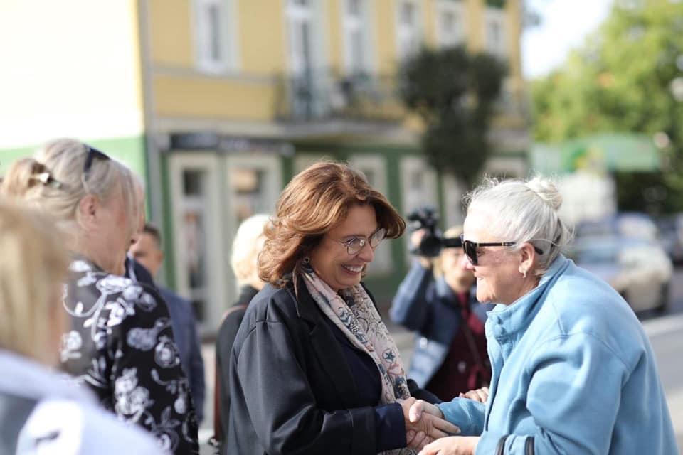 Kandydatka Koalicji Obywatelskiej na premiera przyjedzie do Bielska-Białej