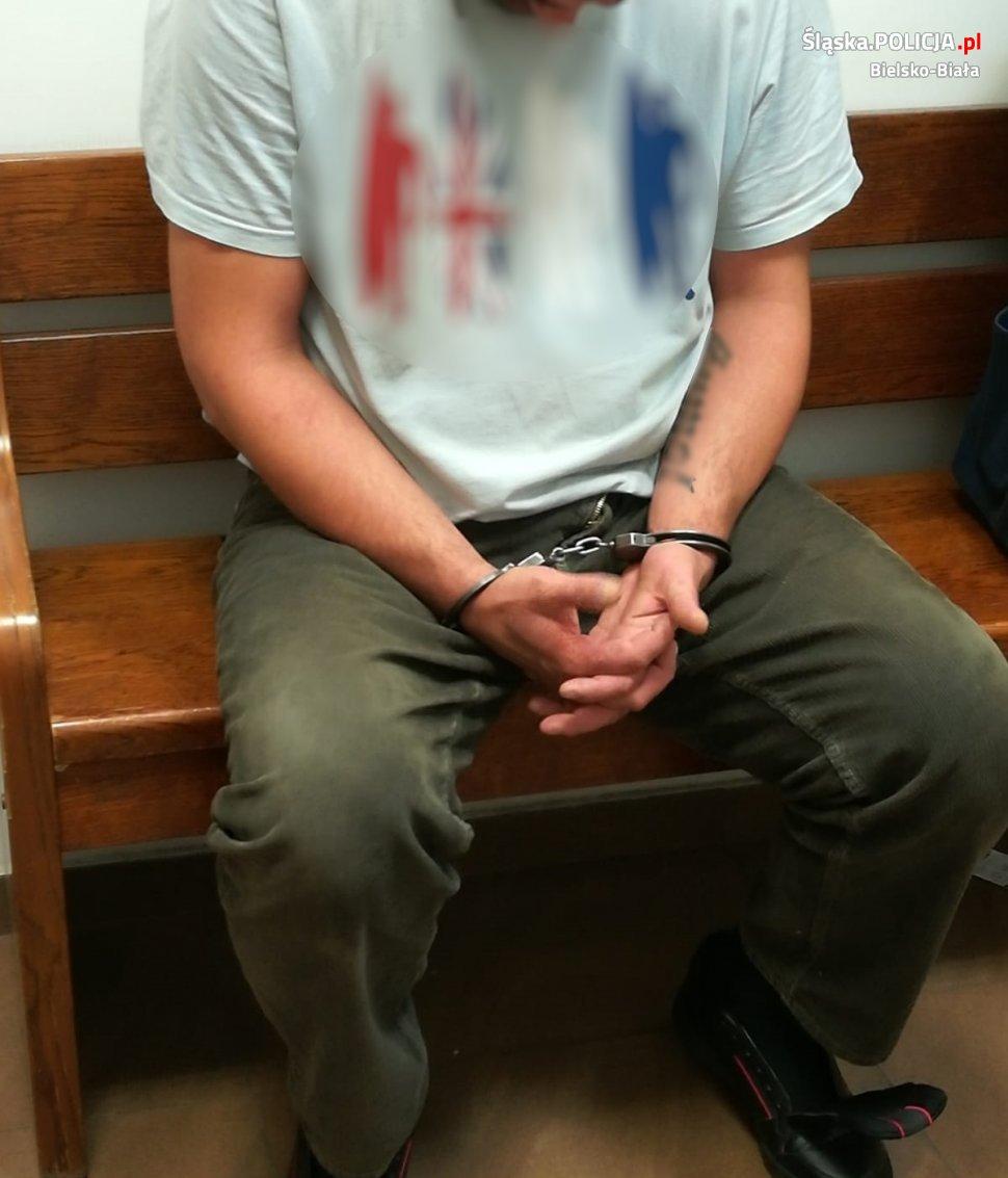 Kibol aresztowany za przemyt narkotyków