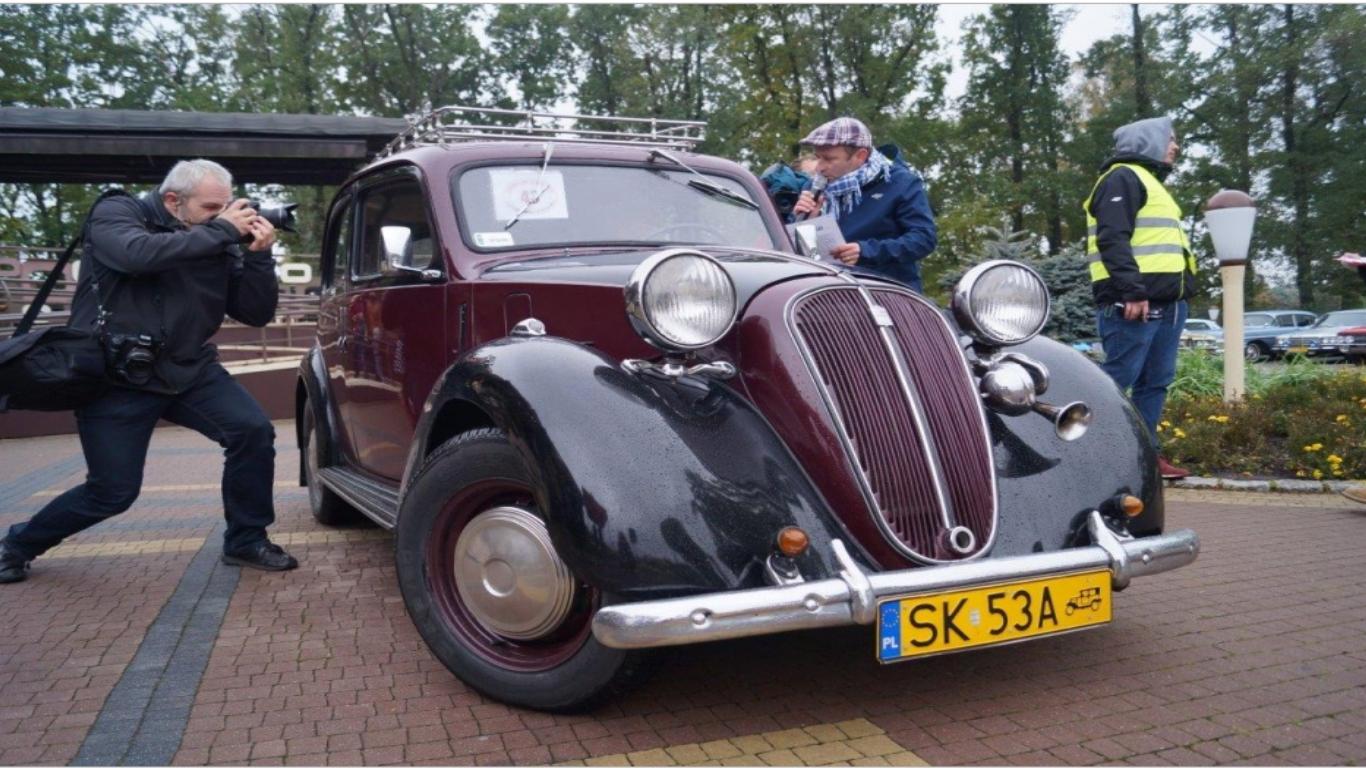 Do Czechowic-Dziedzic przyjadą cuda motoryzacji