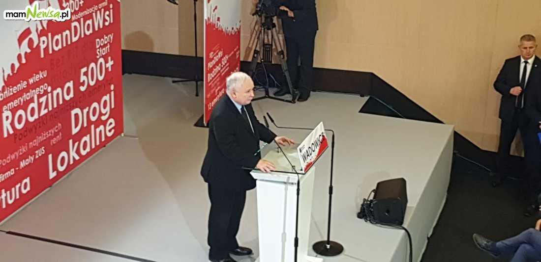 Poseł Kaczyński jedzie do Bielska-Białej. Kto chce się z nim widzieć?