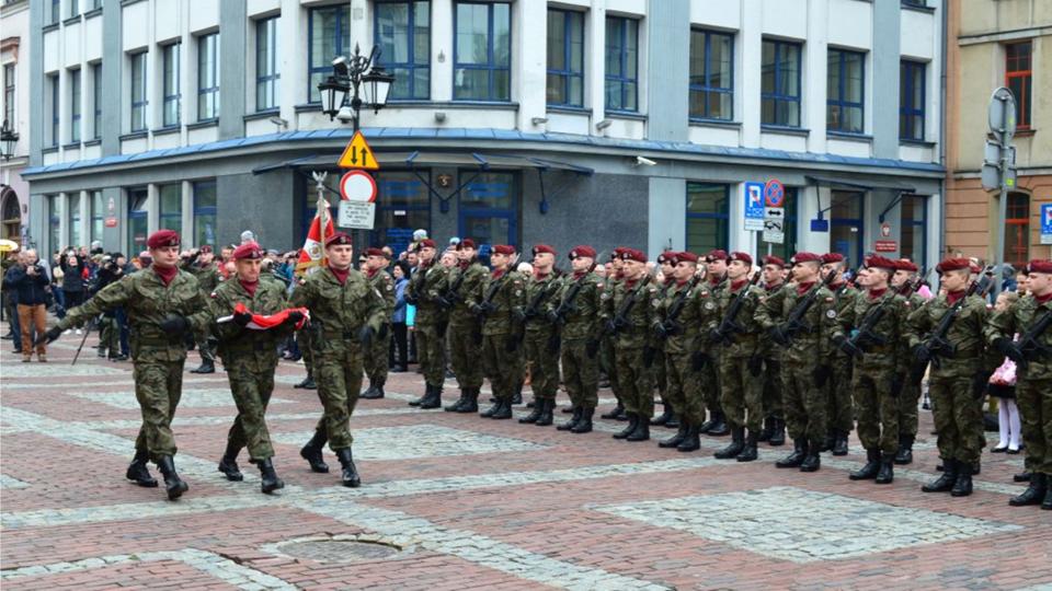 Wojsko zaprasza mieszkańców na święto bielskiego batalionu