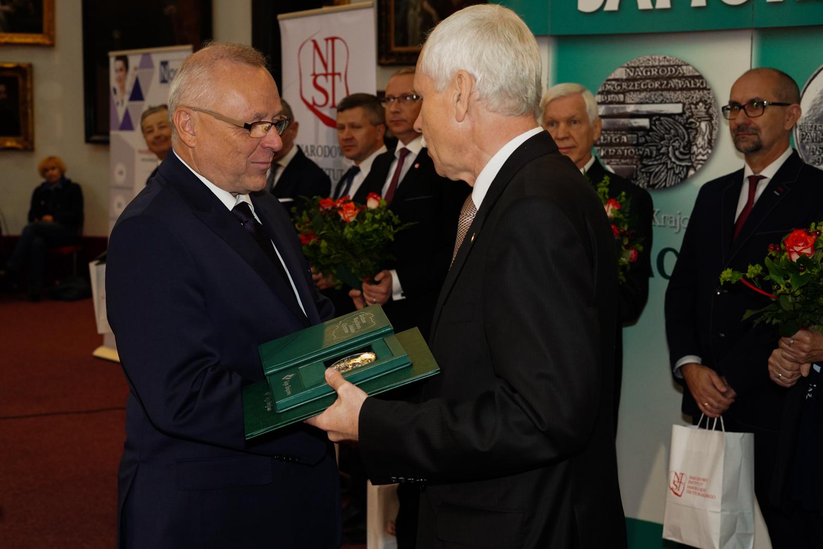 Starosta bielski laureatem prestiżowej nagrody