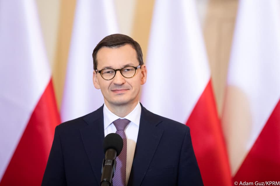 Uwaga! W Polsce obowiązuje II stopień alarmowy BRAVO-CRP
