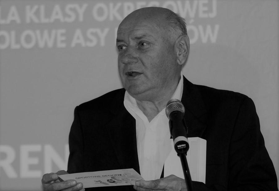 Nie żyje Eugeniusz Kulik - legenda Bialskiego Klubu Sportowego Stal