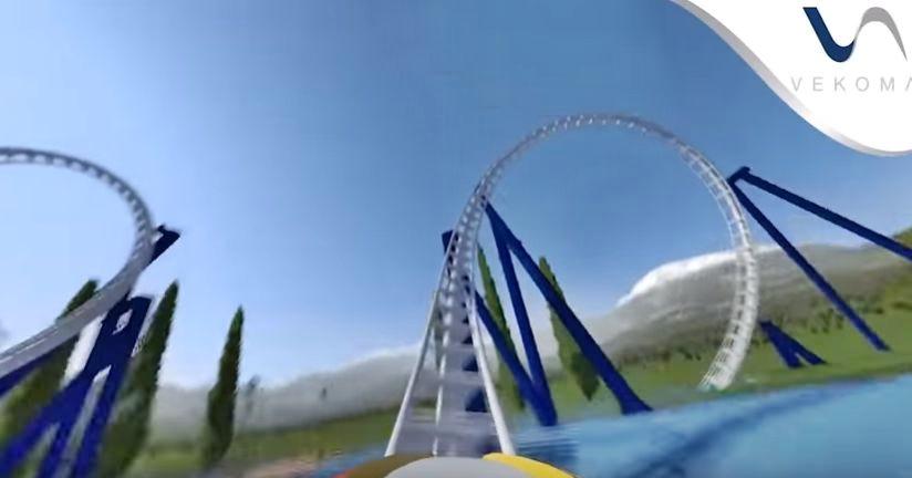 Nowy rollercoaster powstanie w Energylandii [VIDEO]