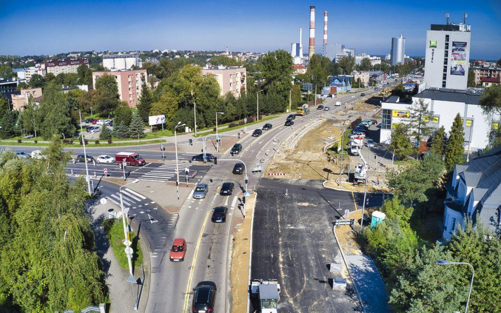 Uwaga! Ulica Żywiecka w Bielsku została zamknięta