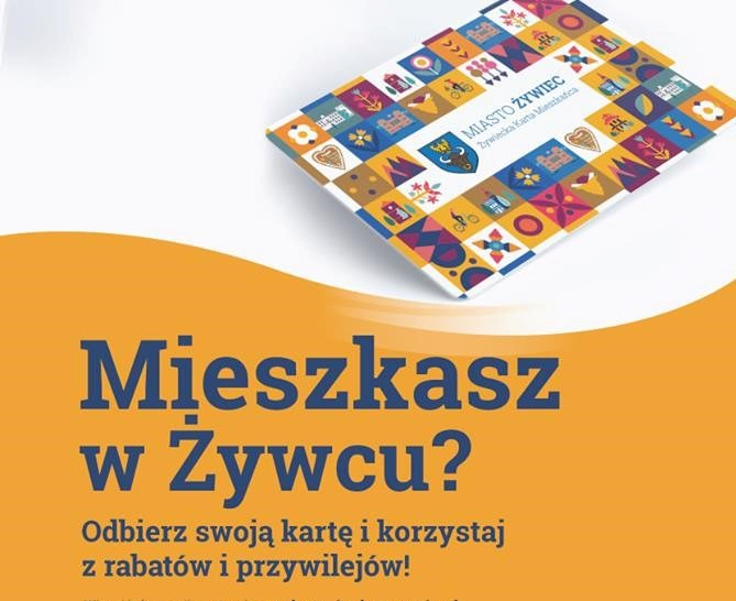 Rusza Żywiecka Karta Mieszkańca!
