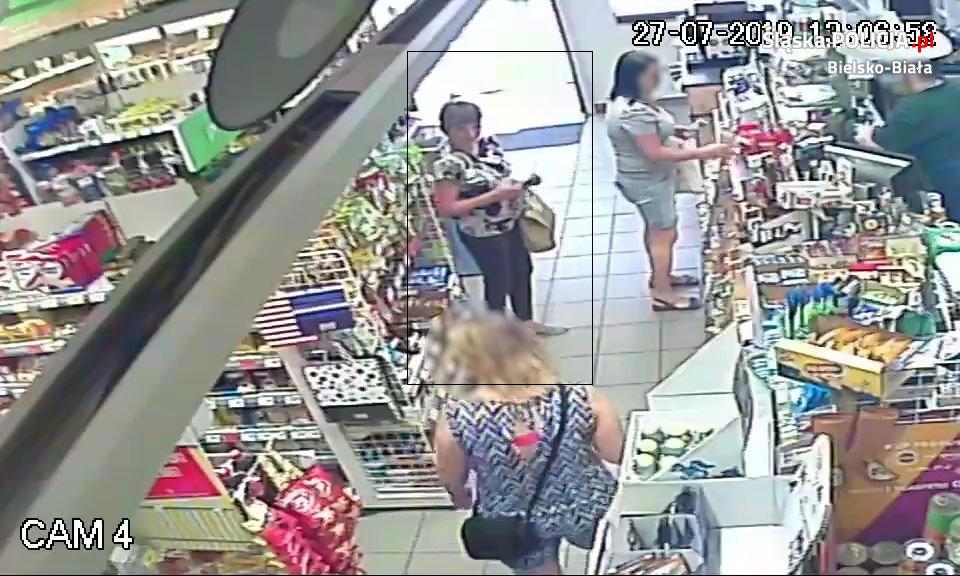 Policja szuka złodziejki. Rozpoznajecie tę kobietę?
