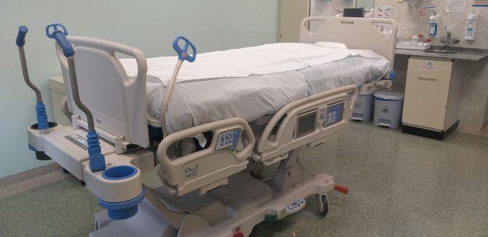 W szpitalu pojawiły się innowacyjne łóżka dla pacjentów!