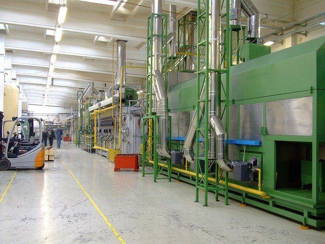 Budowa hal produkcyjnych
