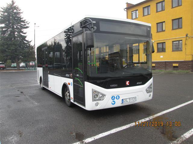 Pasażerowi MZK pojadą nowym autobusem