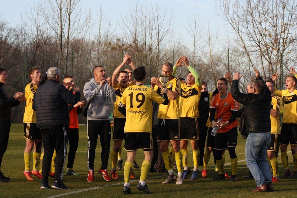 Puchar Polski dla zespołu Spójni