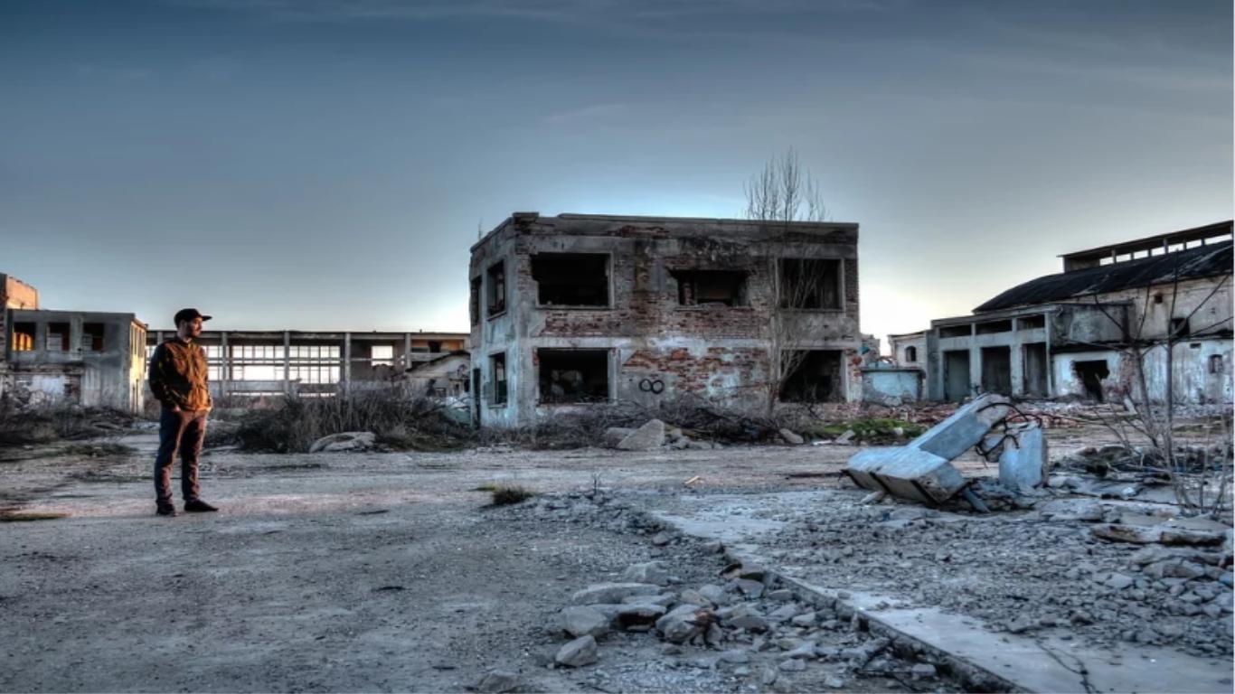 Wysadził apartamentowiec w Bielsku. Jest akt oskarżenia dla ekoterrorysty