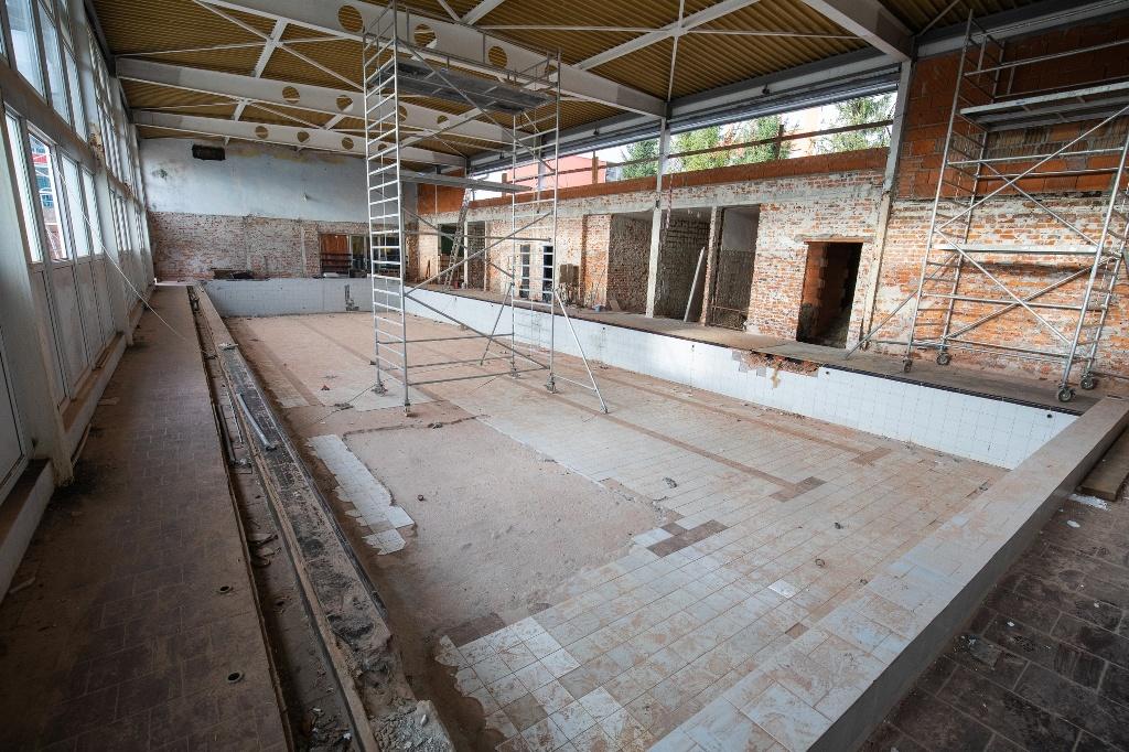 W drugiej połowie 2020 roku otwarcie basenu po remoncie