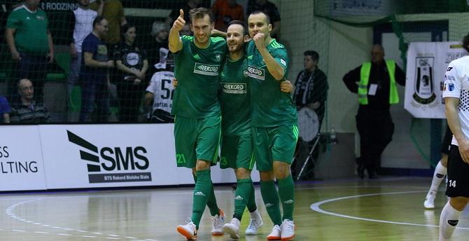 Mistrzowie Polski odrobili straty i są liderem