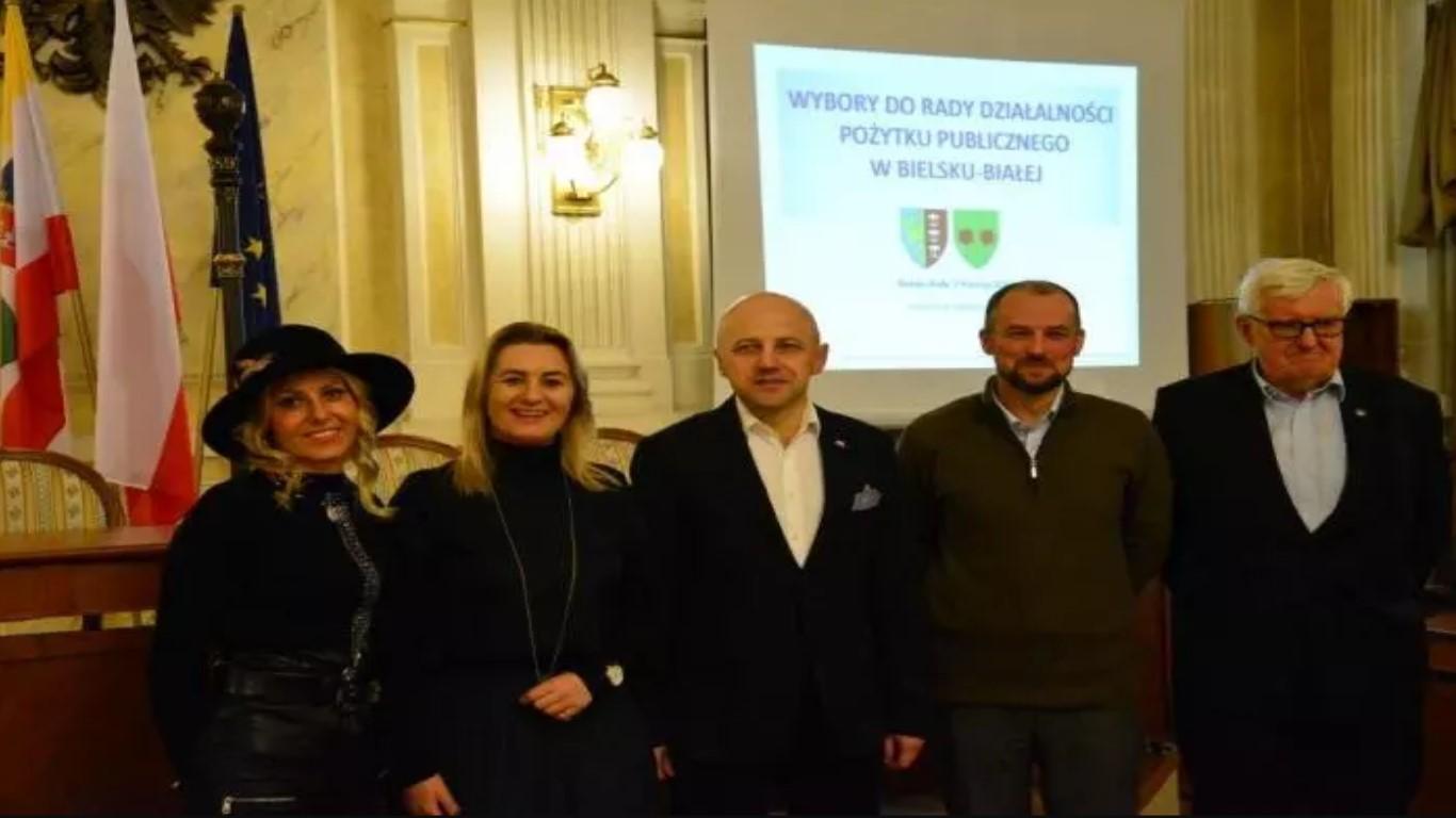 Bielsko: wybrano członków Rady Działalności Pożytku Publicznego