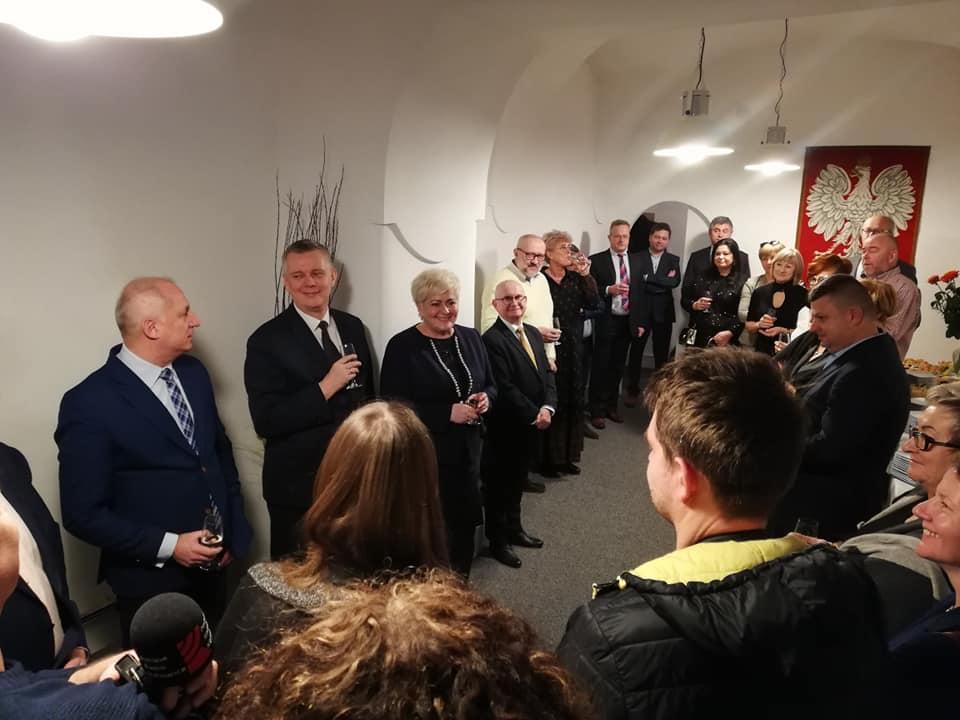 Nowe biuro poselskie W Bielsku-Białej [FOTO]