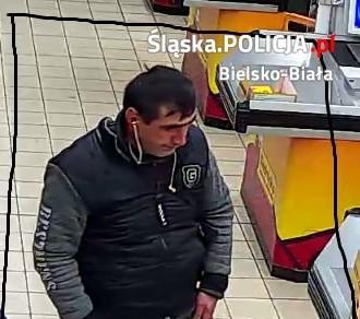 Ukradł portfel z torebki. Poznajesz go?