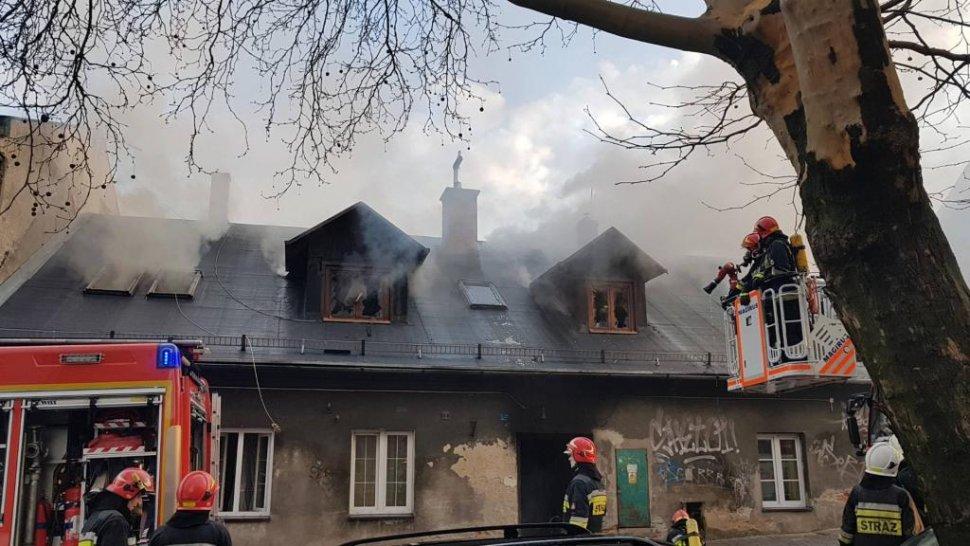 Bielsko: zapadł wyrok wobec podpalacza kamienicy