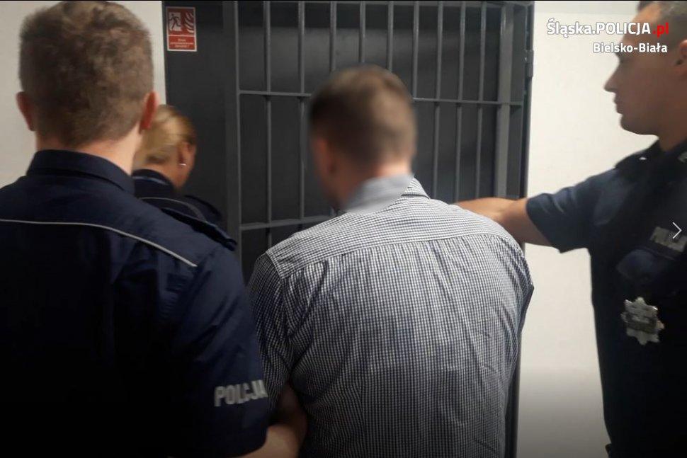 Areszt dla mordercy żony w ciąży został przedłużony