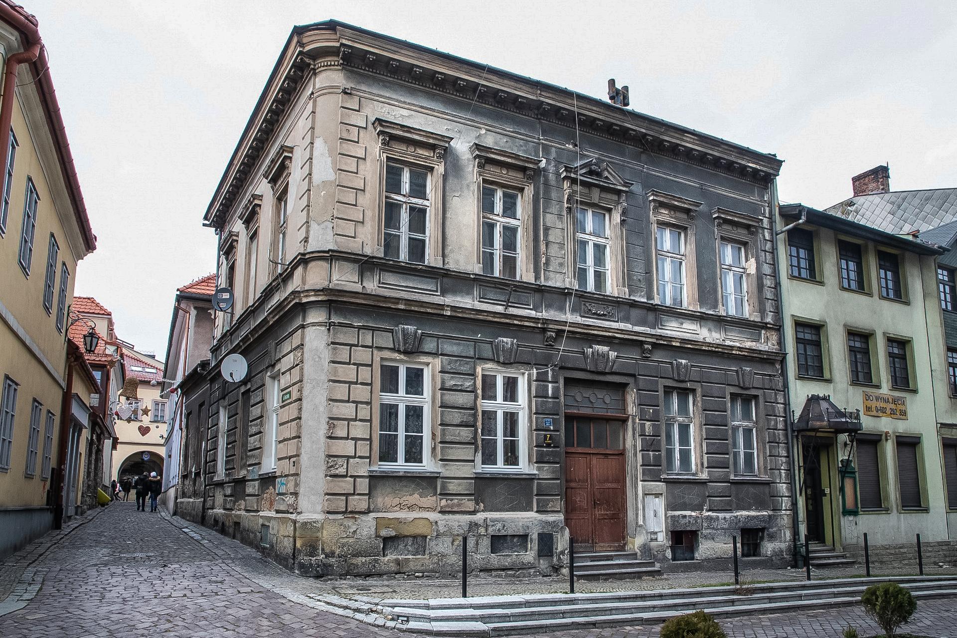 14 zabytkowych kamienic w Bielsku-Białej do remontu