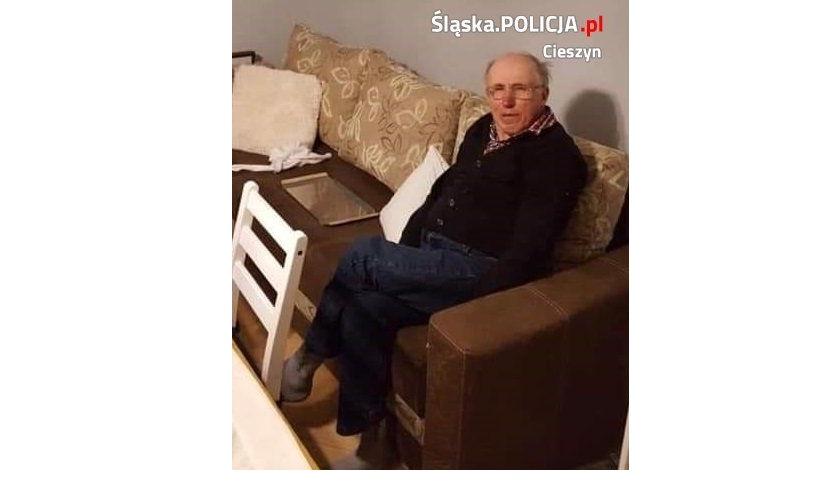 Trwają poszukiwania zaginionego 67-latka