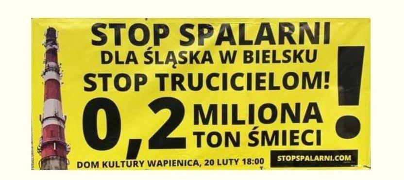 Nie ma zgody na spalarnię odpadów w Bielsku-Białej