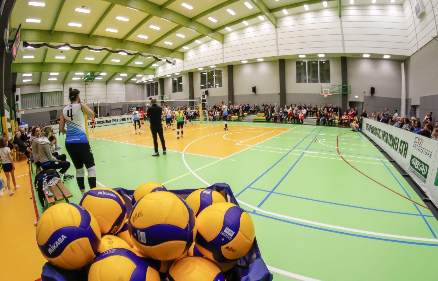 Nowoczesna hala sportowa otwarta w Bielsku-Białej