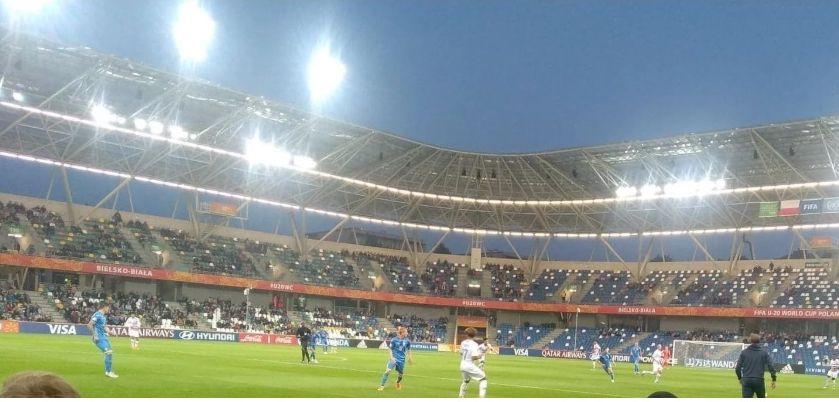 Trwa przedsprzedaż biletów na mecz Polska-Anglia w Bielsku-Białej