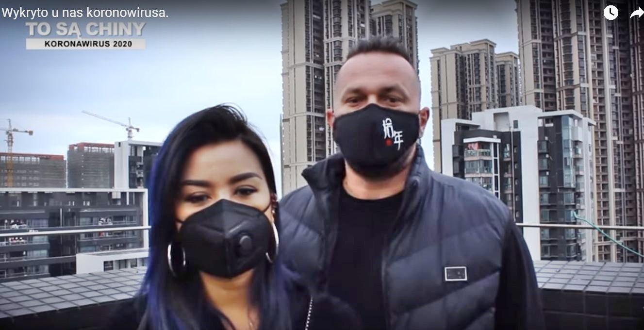 Pan Marcin z Wieprza pokazuje co się dzieje w Chinach