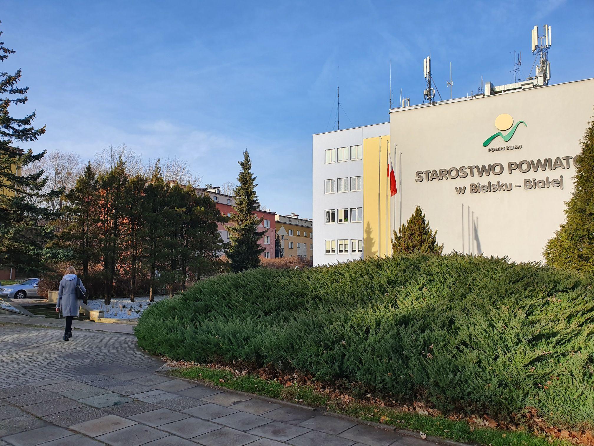 Bielskie Starostwo Powiatowe wprowadza zmiany w obsłudze mieszkańców