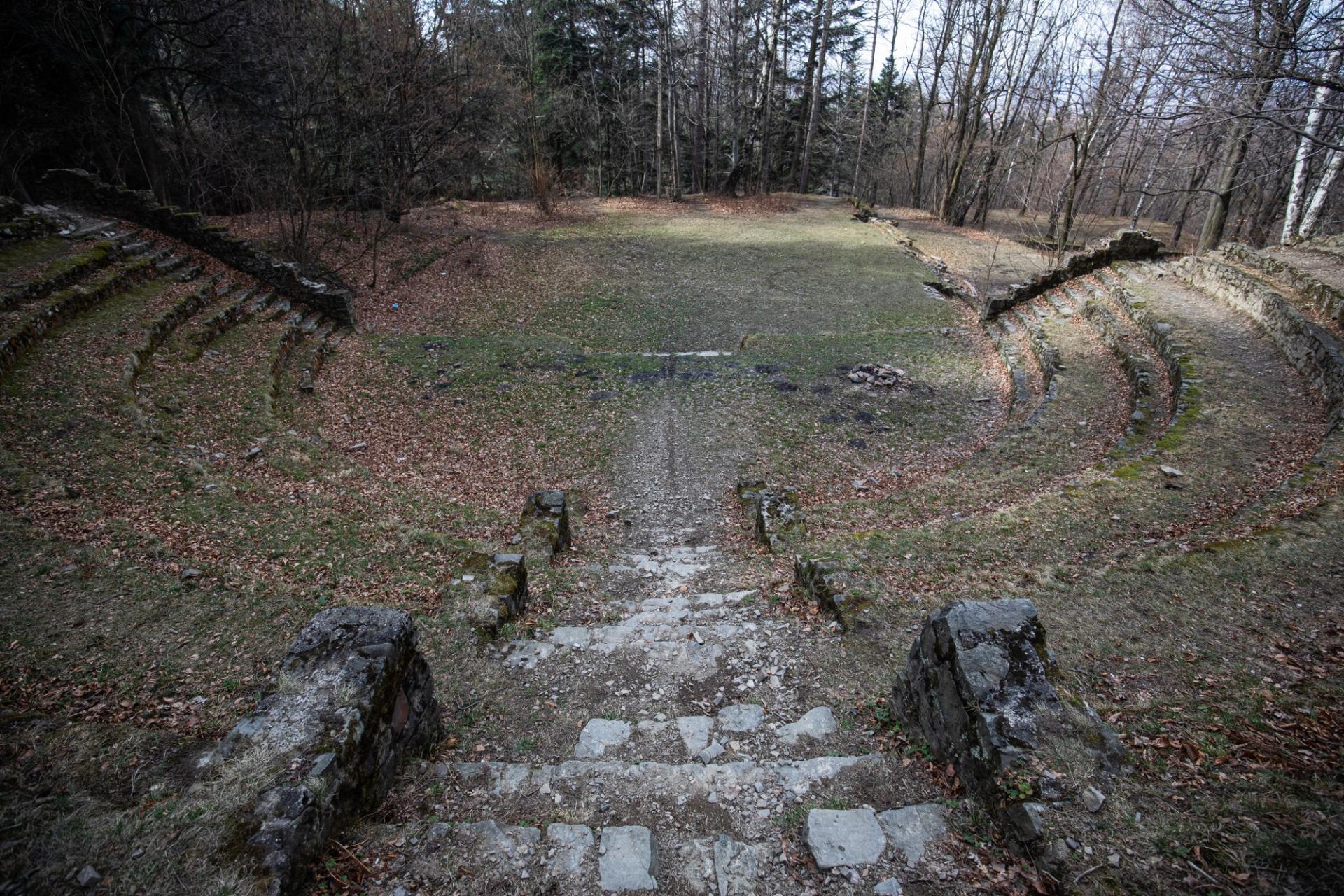 Mieszkańcy Lipnika w końcu doczekają się pięknego amfiteatru