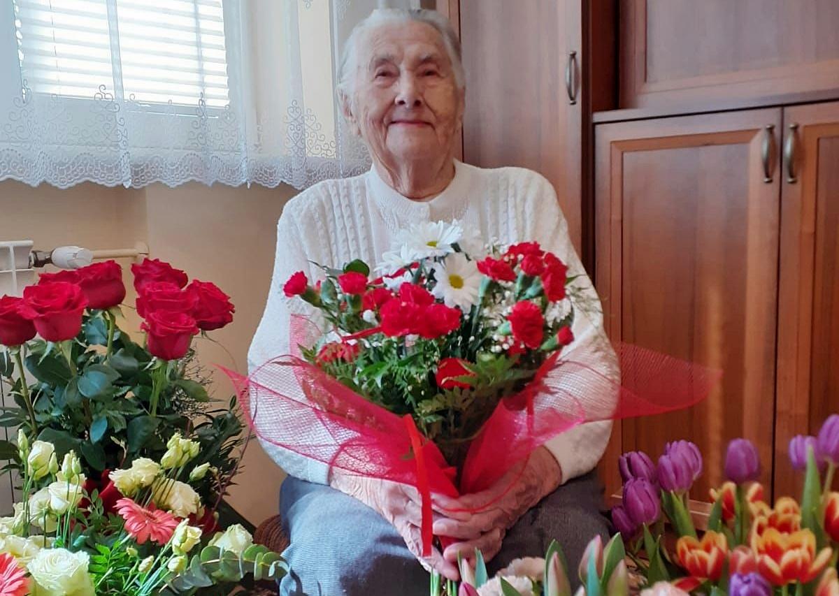 Setne urodziny pani Józefy z Bielska-Białej