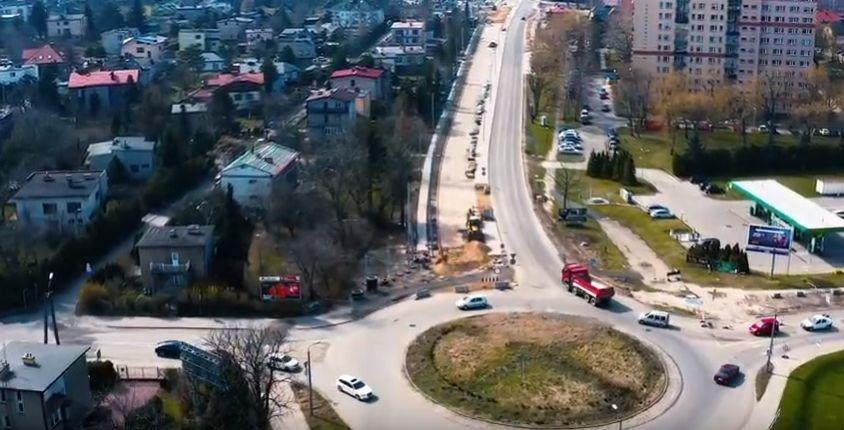 Najnowsze informacje z rozbudowy ulicy Cieszyńskiej