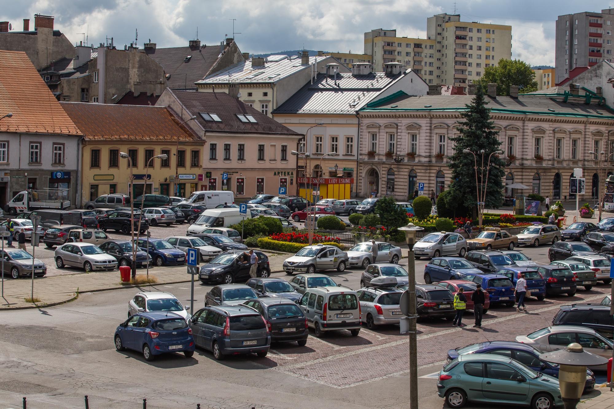 Ratusz ma pomysł na plac Wojska Polskiego. To nie będzie parking