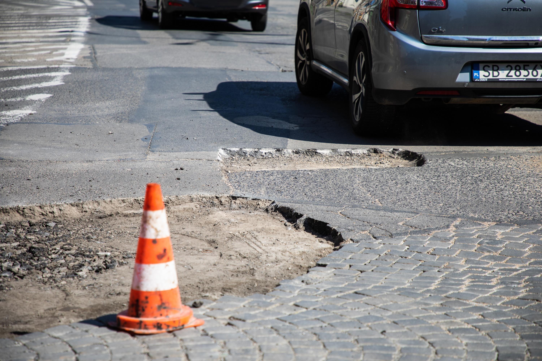 Przez koronawirusa remonty dróg będą opóźnione