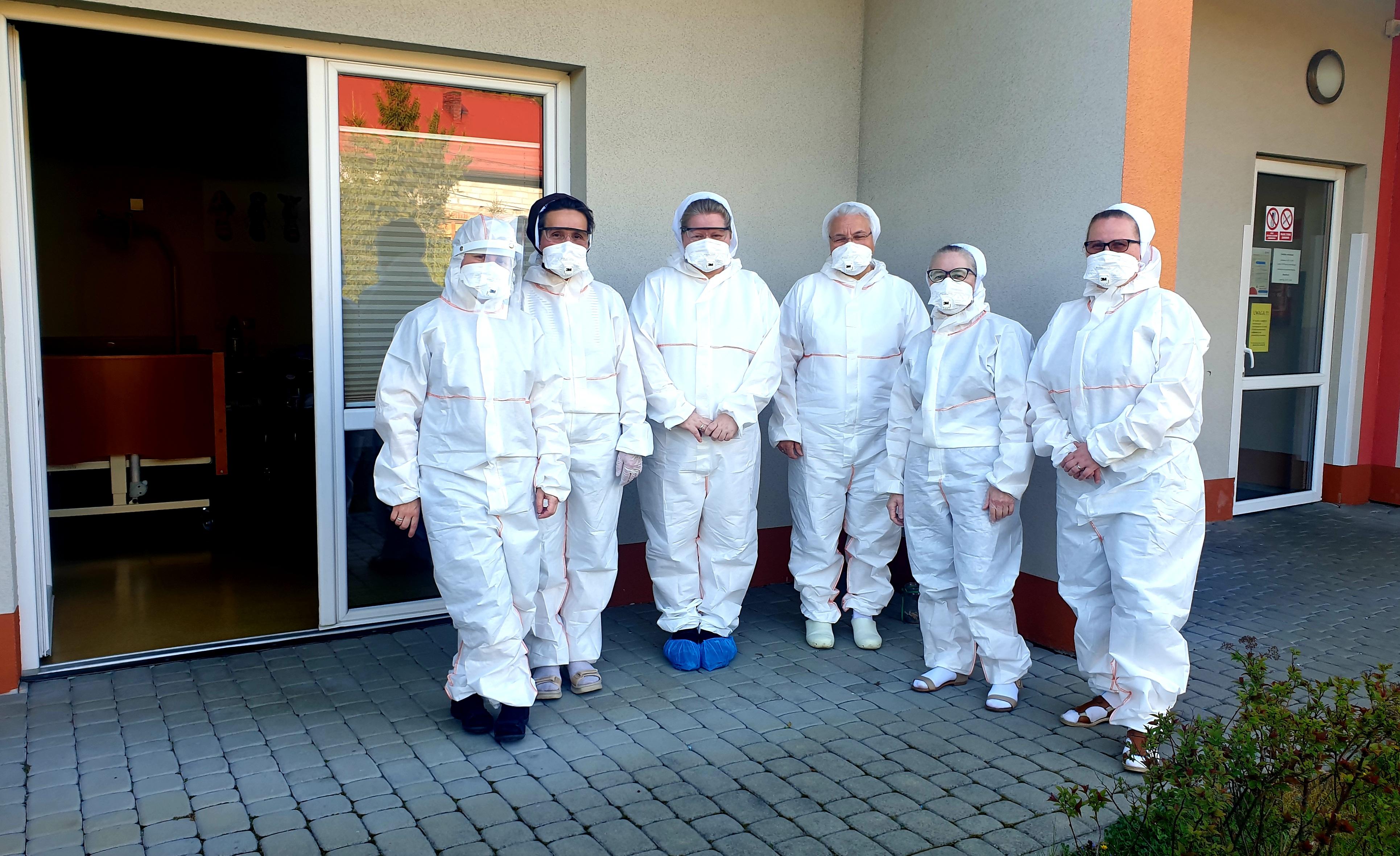 Serafitki pomogą w placówce w Czernichowie