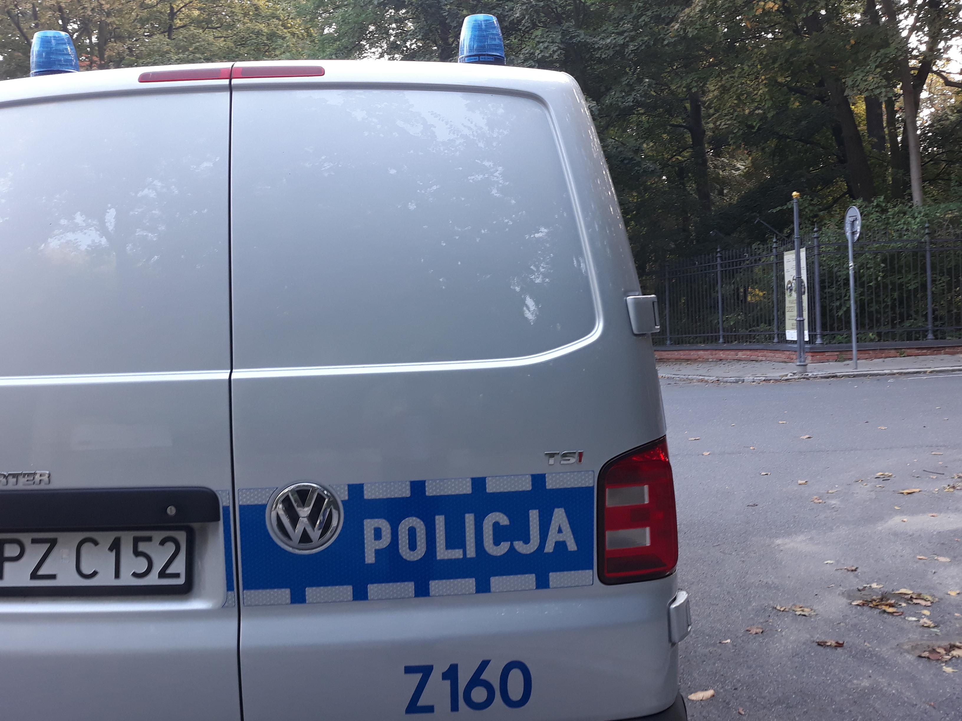 Za znieważenie policjanta może trafić do więzienia