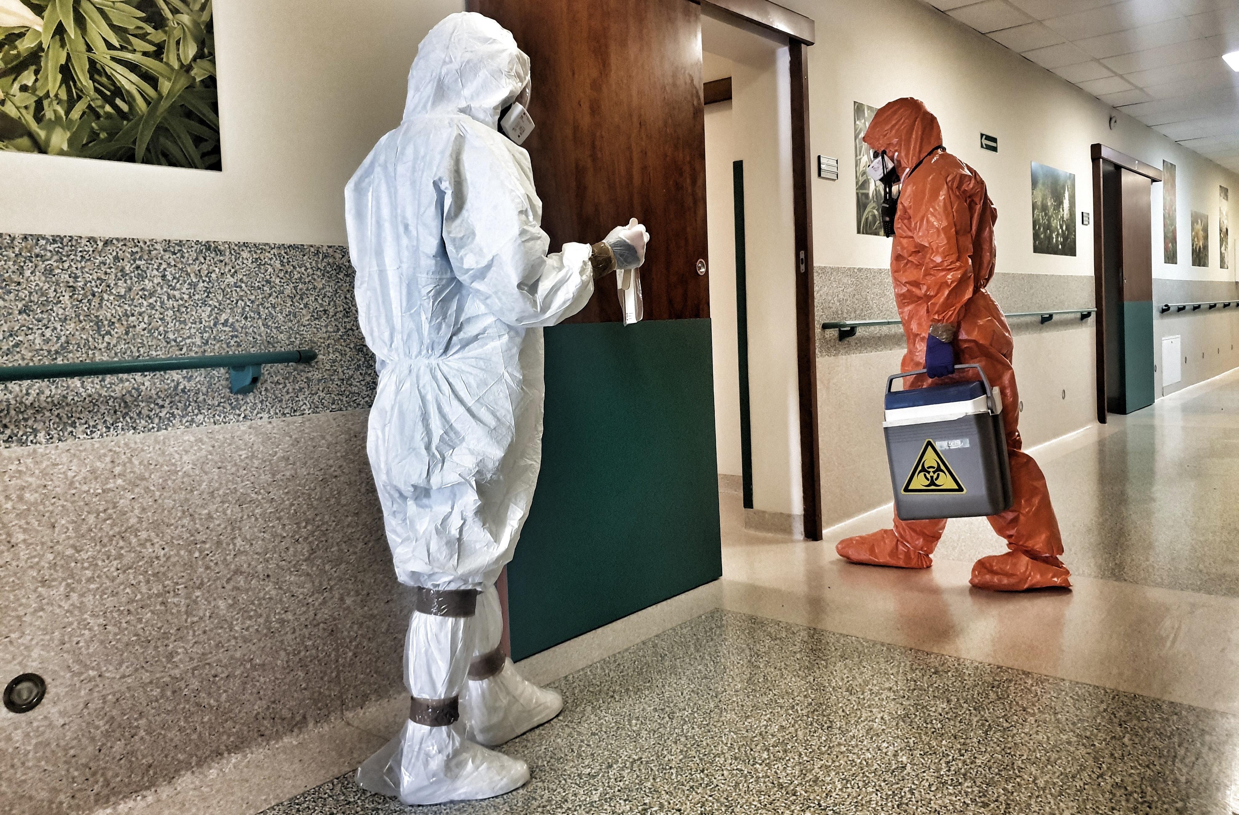 Prawie 200 testów na koronawirusa wykonano w placówce w Czernichowie
